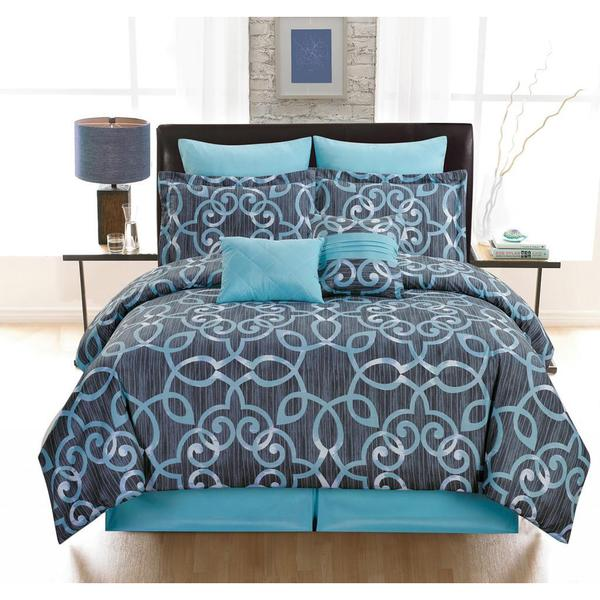 Rennie 8-piece Comforter Set