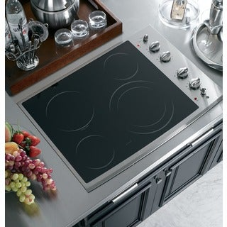 GE Profile 30-inch Smoothtop Electric Cooktop