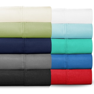Ivy Union Luxury 100-percent Egyptian Cotton 300 Thread Count Sheet Set - Twin XL - Sateen Finish