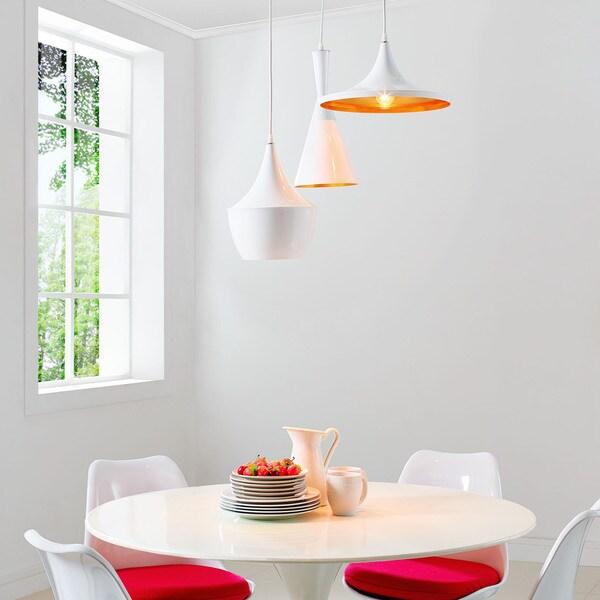 Morph Aluminum Ceiling Fixture