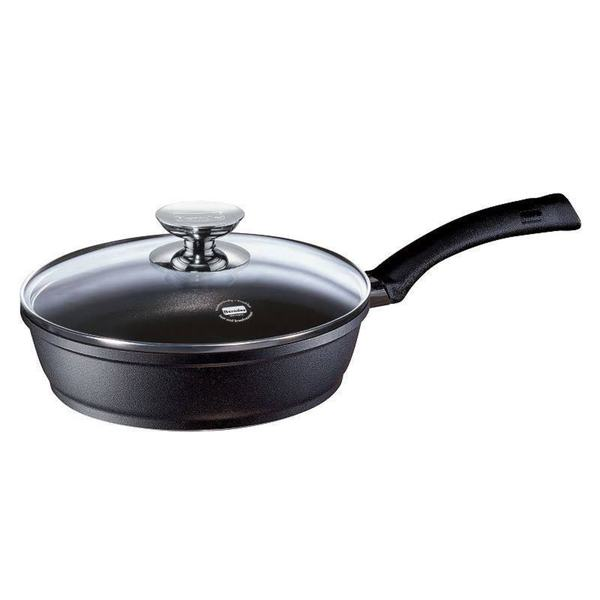 Berndes SignoCast Classic 4.5-quart Saute Pan with Glass Lid