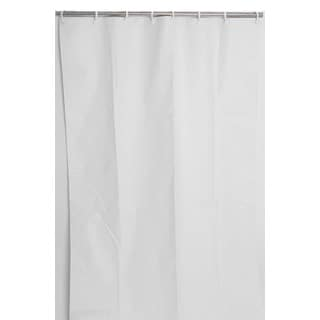 Heavy-Duty Staph Resistant, Mold and Odor Resistan Commercial Shower Curtain (Pack of 5)