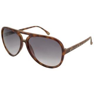 Michael Kors Women's M2938S Brynn Aviator Sunglasses