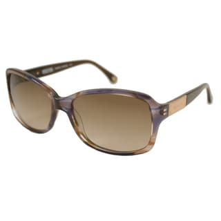 Michael Kors Women's M2745S Claremont Rectangular Sunglasses