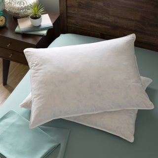 Hotel Madison 230 Thread Count Feather Pillow (Set of 2)