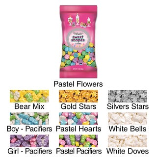Sweet Shapes (TM) Candies Peg Bag 12oz