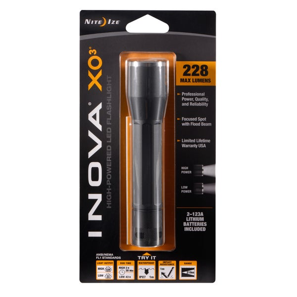 Inova XO3 Flashlight