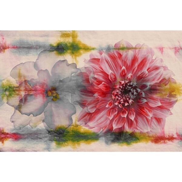 Parvez Taj 'Vibrant Pair' Canvas Art 15144842