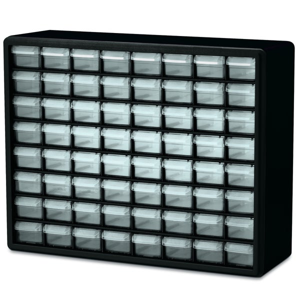 64-drawer Plastic Storage Cabinet