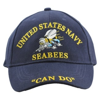 United States Navy 'Seabees - Can Do' Hat
