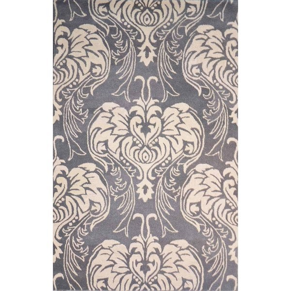Tuscany Grey Area Rug (9' x 12')