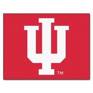 Fanmats Indiana University Red Nylon Allstar Rug (2'8 x 3'8)