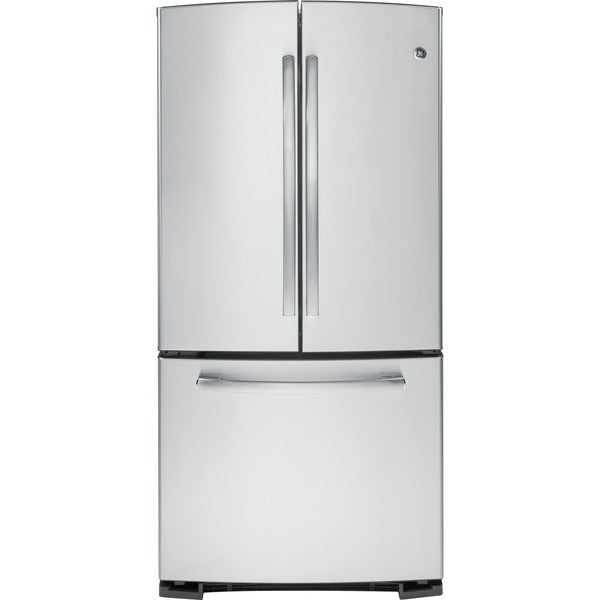 GE 22.7 Cubic Foot GNS23GSHSS. French Door Refrigerator