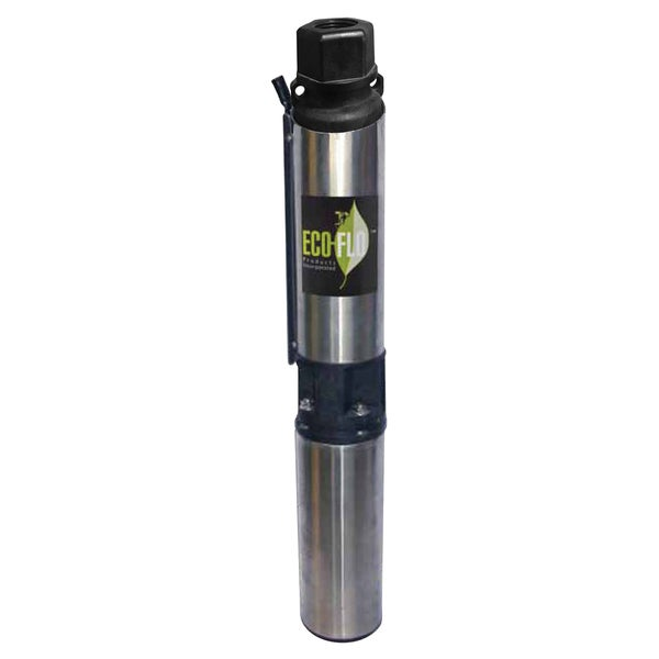 ECO-FLO Products EFSUB7-123 230V 3/4 HP 3-wire Water Well Submersible Pump
