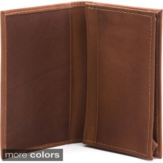 Musika Carlo Colombian Leather Business and Credit Card Case Wallet