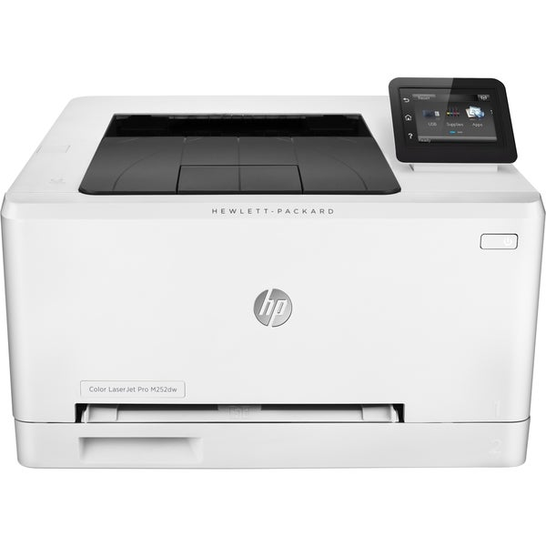 HP LaserJet Pro M252DW Laser Printer - Color - 600 x 600 dpi Print -