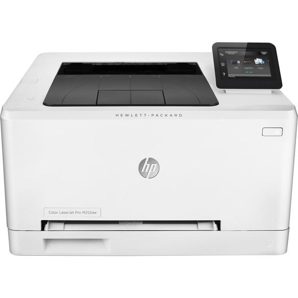 HP LaserJet Pro M252DW Laser Printer - Color - 600 x 600 dpi Print -