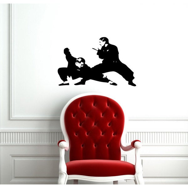Ninjas Sticker Vinyl Wall Art