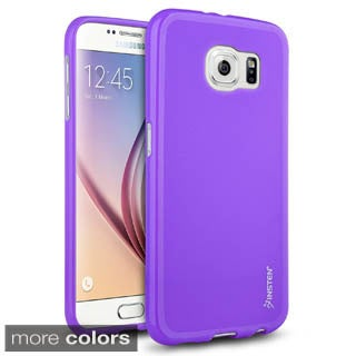 Insten Pudding Ultra Slim TPU Rubber Candy Skin Phone Case Cover For Samsung Galaxy S6