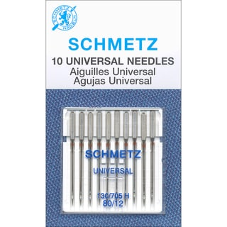 Universal Machine Needles -Size 80/12 10/Pkg