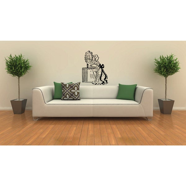 Beauty Salon Vinyl Wall Art