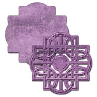 Spellbinders Shapeabilities Die D-Lites-Celtic Medallion 1