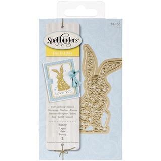 Spellbinders Shapeabilities Die D-Lites-Bunny