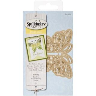 Spellbinders Shapeabilities Die D-Lites-Butterfly