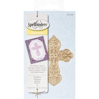 Spellbinders Shapeabilities Die D-Lites-Crosses 4