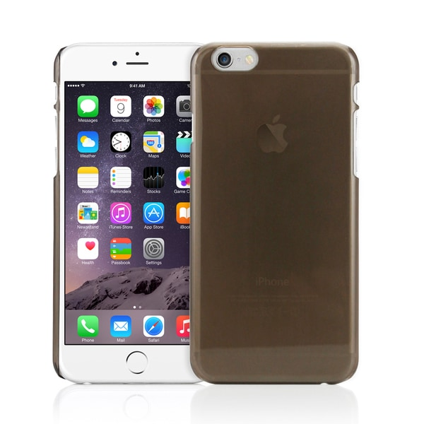"Gearonic Ultra Thin PC Crystal Hard Case Cover for Apple iPhone 6 Plus 5.5"" 15152295"
