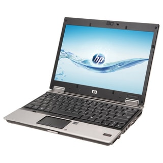 HP EliteBook 2530P 12.1-inch 1.86GHz Intel Core 2 Duo 4GB RAM 80GB SSD Laptop (Refurbished)