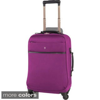 Victorinox Victoria Ambition 20-inch Rolling Global Carry-On Spinner Upright Suitcase