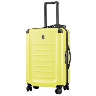 Victorinox Spectra 2.0 Citron 26-inch Hardside Spinner Upright Suitcase