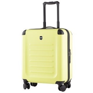 Victorinox Spectra 2.0 Citron 21-inch Extra-capacity Hardside Carry-on Spinner Upright Suitcase