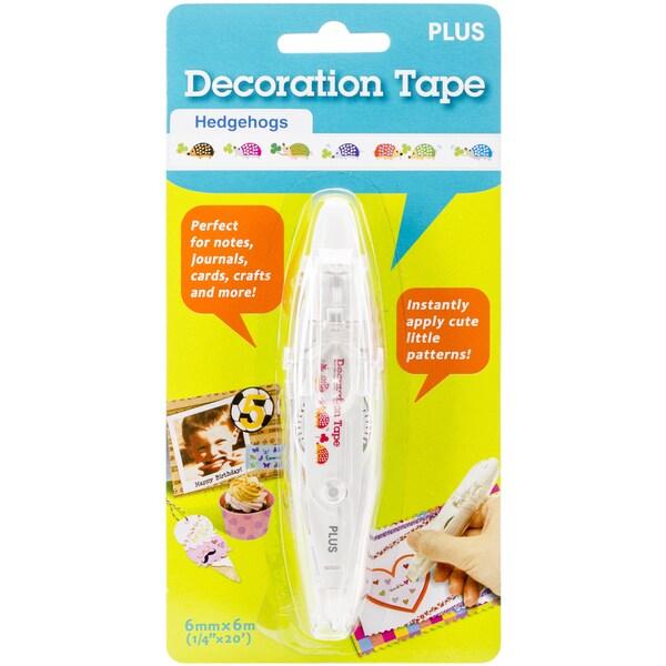 Decoration Stamp Roller-Hedgehogs