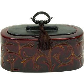 Ceramic Decorative Container