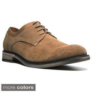 X-Ray Men's 'Broome' Suede Plain-toe Oxford Shoes