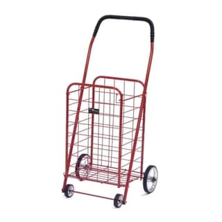 Narita Mini Shopping Cart Red