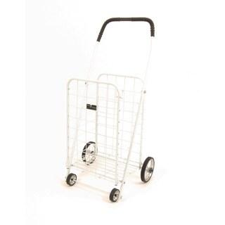 Narita Mini Shopping Cart White