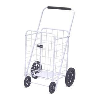Shopping Cart Super White