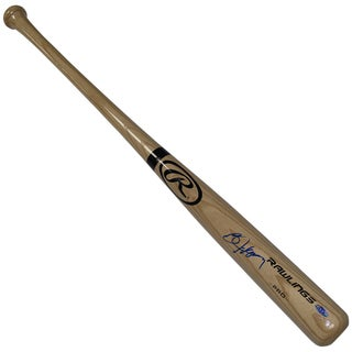 Bo Jackson Signed Louisville Slugger Ash Bat