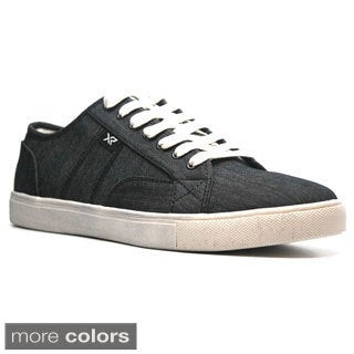 X-Ray Men's 'Commerce' Leatherette Low Top Sneakers