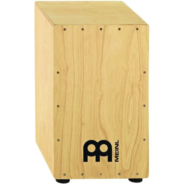 Meinl Percussion HCAJ3NT Headliner Series Rubber Wood String Cajon, Full Size