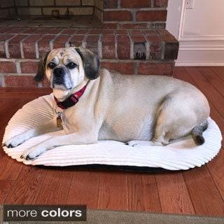 Iconic Pet Luxury Corduroy Pet Bed Assortment