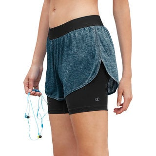 Champion Vapor 6.2 Two-in-One Women's Shorts