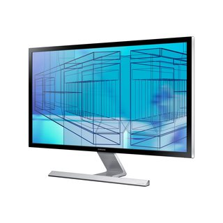 Samsung LU28D590DSZ/ZA 28-inch Ultra High Definition 4K LED Monitor