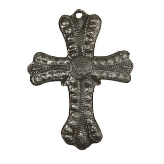 Medium Metal Wall Art Cross