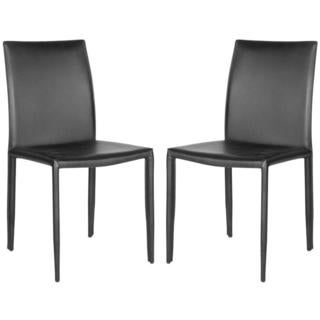 Venue Design Black Dining Chairs (Set of 4)