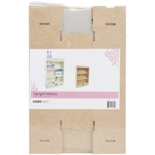 "Beyond The Page MDF Upright Shelves W/Drawer-12.5""X19.25""X4.25"""