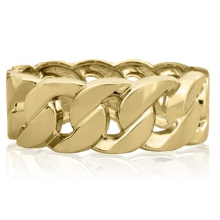 Adoriana Chain Gold Cuff